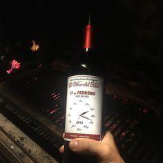 El Vino del Mes 17 de Febrero Red Blend 2015 by @almahuar