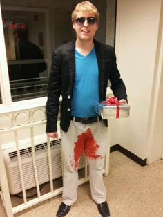 in a box hilarious halloween costume