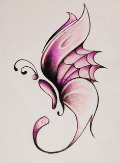 Cool Butterfly Tattoos | Stilized Butterflies for futures Tattoo | Tattoo Hunter