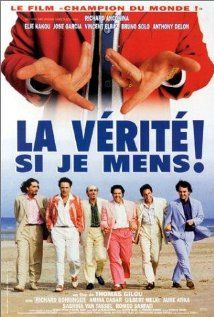 La Verite Si Je Mens 1997 Poster