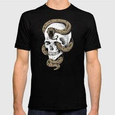 (Unisex The Dark Mark of You-Know-Who T-Shirt) #Childrens#Crosshatching#DarkMark#Death#Horror#Illustration#MoviesTv#Skull is available on Funny T-shirts Clothing Store   http://ift.tt/2aIEZJh