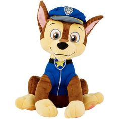 Paw Patrol 'Police Chase' Pillow Buddy, Brown