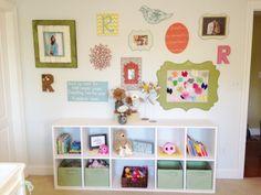 Project Nursery - Girl Heirloom Nursery