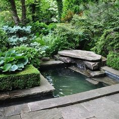 Do you need inspiration to make some DIY Backyard Ponds and Water Garden Landscaping Ideas in your Home? Water garden landscaping is a type of yard design which helps one to capture the essence of nature. It is a… Continue Reading → Pond Landscaping, Ponds Backyard, Garden Ponds, Backyard Ideas, Garden Water, Water Gardens, Patio Pond, Rocks Garden, Backyard Waterfalls