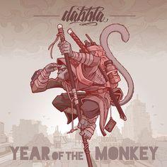Dabbla - Year of the monkey