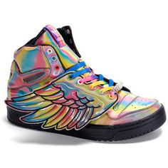 official photos 2e76b 8b174 Everyone remembers the first adidas Originals Jeremy Scott collaboration -  well the two are at it again for the spring   summer of 2010 with a whole  new ...