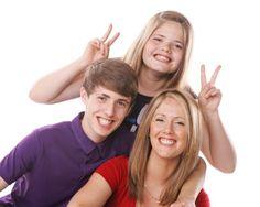 Danielle, Briannah & Sam