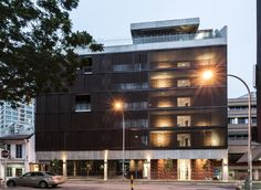 Galeria de Rua Killiney / ipli architects - 9