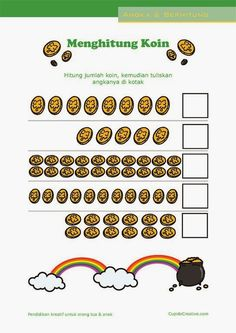 Belajar Anak - Berapa Jumlahnya (1-20) - Cupido Creative