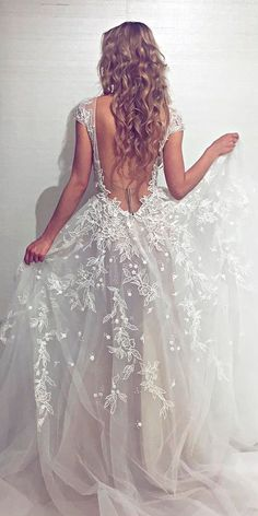 sexy wedding dresses ideas a line lace low back with cap sleeves miss hayley paige