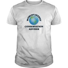 (Tshirt Top Tshirt Fashion) Worlds Sexiest Conservation Adviser Tshirt-Online Hoodies Tee Shirts
