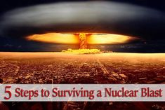 We've seen far too many apocalyptic movies to understand how devastating nuclear aftermaths are. But how does one survive in reality when the bombs start to fall? Countries are becoming more powerful #survivalbags