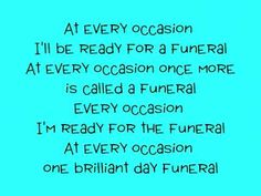 ▶ Band of Horses - The Funeral with lyrics - YouTube