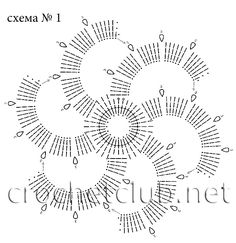 Crochetemoda: Vestido Branco de Crochet XV