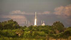 OSIRIS-REx launch.