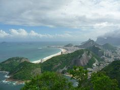 View of Rio from Sugarloaf Mountain (photo by Luis Bastardo)