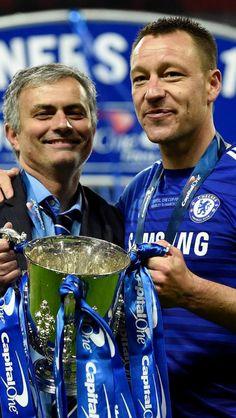 José Mourinho / John Terry
