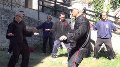 """Corsi di Taiji Quan con il M° George Xu: """"Sostenere Due Montagne"""" - Mont..."""