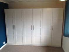 ikea pax bergsbo installation hove sussex