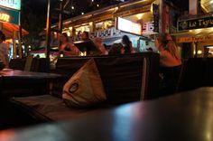 Nightlife in Siem Reap, Cambodia