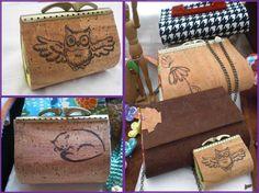 portuguese cork / cortiça https://www.facebook.com/purple.magic.handicraft