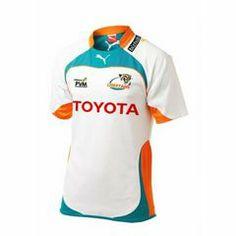 Toyota Cheetahs Super 15 Rugby Jersey