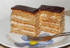 Hungarian Desserts, Hungarian Recipes, Hungarian Food, Poppy Cake, No Bake Cake, Cake Cookies, Vanilla Cake, Tiramisu, Ham