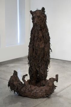 The Rudeness of Art and the Excellencies of Nature. Nicola Hicks: was new to me - I love her work