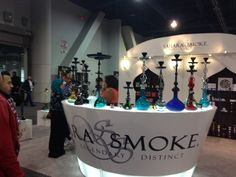 Front of the booth at TPC  #tpc #tadeshow