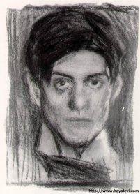 Picasso, selportrait  1899-1900