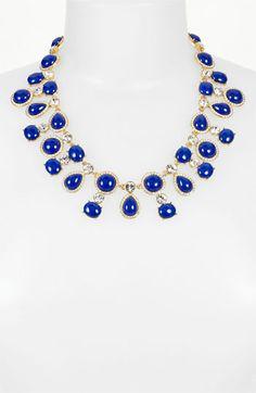 kate spade new york 'moonlit way' collar necklace