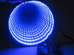 10 x 10 led infinity mirror awesome infinity mirror and led arduino controlled rgb led infinity mirror