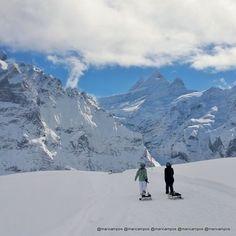 Esqui em Interlaken