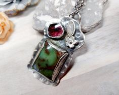 Silver Gold & Gemstones Jewelry Handcrafted with by rioritajewelry