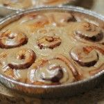 Pioneer Woman's Cinnamon Rolls. Out of this world, and super easy to make!