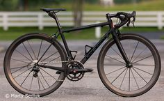 The Cervelo R5ca started its life as Project California in 2010 and has seen racing action and success all over the world. The bike ...