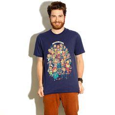 Camiseta 'A MELHOR FESTA COSPLAY DE TODOS OS TEMPOS!' - Catalogo Camiseteria | Camisetas Camiseteria - Estampa, camiseta exclusiva. Faça a sua moda! http://oferta.vc/7@W7
