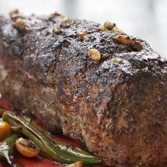 Pork Tenderloin with Bourbon Sauce | Recipe | Pork, Read ...