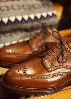#wingtip #menstyle #shoes
