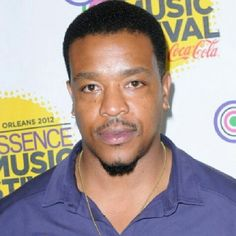 "Russell Hornsby, plays 'Hank' on NBC's show, ""GRIMM"""