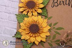 Varázslatos filcvirágok - LeCrea vágósablonokkal Scrapbook, Wreaths, Fall, Decor, Autumn, Decoration, Decorating, Deco, Bouquet