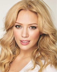 I grew up with this girl and will always have a soft spot for her - Hilary Duff