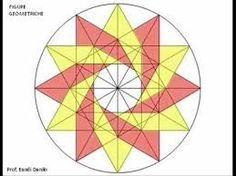 Resultado de imagen de figuras geometricas estrelladas