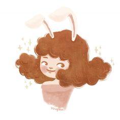 Cute✨doodle :D I did brush test all day and drew this cutie !! Have a good night✨ 오늘은 하루종일 연습에 테스트만 하다 끝남 ㅎㅎ 그래도 귀요미 하나 떨구고 가요-힛))좋은하루되셔요 . . . #doodle #낙서