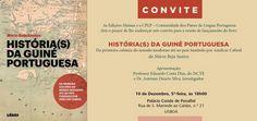 Luís Graça & Camaradas da Guiné: Guiné 63/74 - P15441: Agenda cultural (442): Lança...