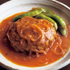 必ずみんなにほめられる! 本当においしい「煮込みハンバーグ」の作り方 - レタスクラブニュース Asian Recipes, New Recipes, Cooking Recipes, Ethnic Recipes, Japenese Food, Minced Meat Recipe, Good Food, Yummy Food, How To Cook Pork