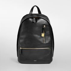 Krøyer Leather Backpack