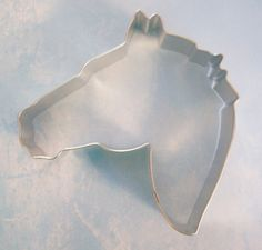 HORSE Head Cookie Cutter Large Cowboy Cowgirl by TheRustyHorse, $2.25
