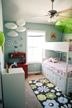 Sister, Sister: Best Shared Girls Rooms Best of 2013 | Apartment Therapy