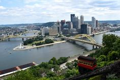 From sandwiches filled with fries to views that will make your eyes well up with happy tears, our top 10 Pittsburgh Bucket List.